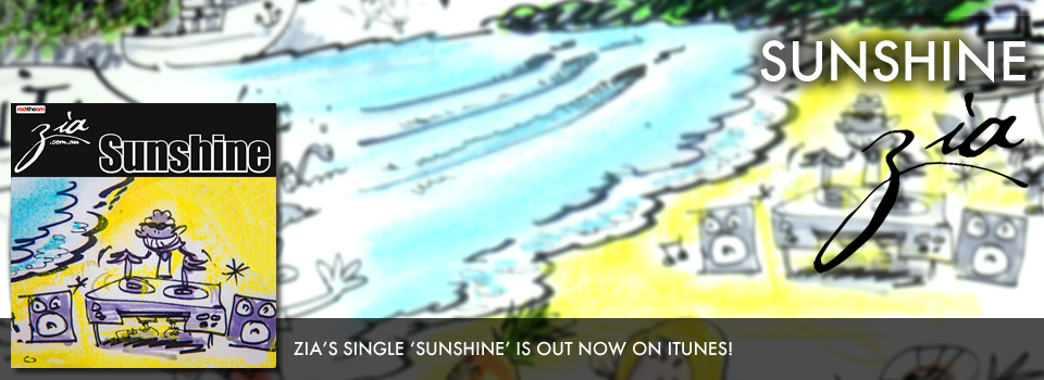 Sunshine Featured Banner